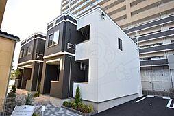 JR阪和線 上野芝駅 徒歩7分の賃貸アパート