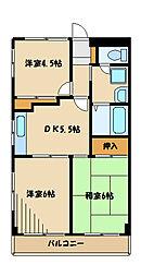 S−1Build89[5階]の間取り