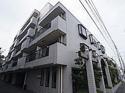 東京都町田市中町2の賃貸マンションの外観