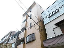 大阪府堺市東区日置荘西町2丁の賃貸マンションの外観