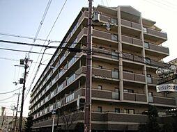 大阪府東大阪市鴻池町2丁目の賃貸マンションの外観
