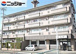 メイゾンサンポア A棟[4階]の外観