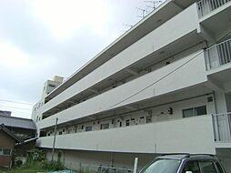 広島県廿日市市桜尾本町の賃貸マンションの外観