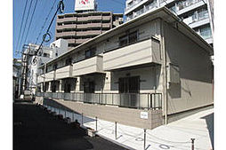 ラフィネ姫島[2階]の外観