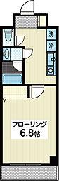 瑞穂第一ビル[5階]の間取り
