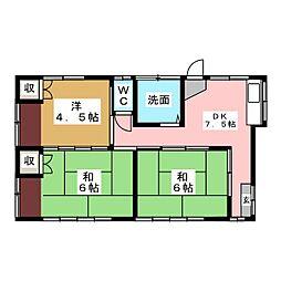 東仙台駅 6.0万円