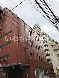ライオンズマンション末吉町[302号室]の外観