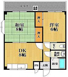 恵我ノ荘駅 4.9万円
