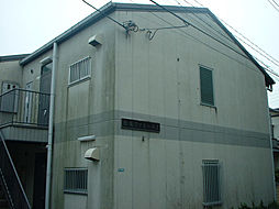 松風ファミールII[202号室]の外観