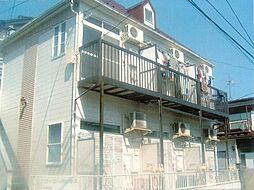 埼玉県さいたま市中央区下落合7丁目の賃貸アパートの外観