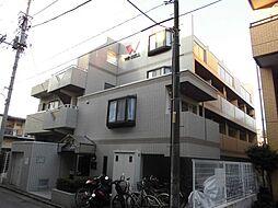 埼玉県川口市上青木西2丁目の賃貸マンションの外観