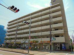 ファーストハイツ駒川[6階]の外観