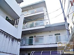 コーポ雅1[1階]の外観