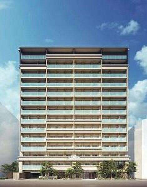 ディームス品川南大井[7階]の外観