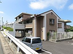 ガーデンハウス赤坂 C棟[2階]の外観