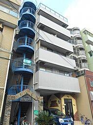 サンライズ緑町[4階]の外観