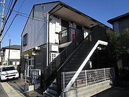 兵庫県神戸市須磨区稲葉町7丁目の賃貸アパートの外観