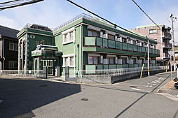 兵庫県西宮市門前町の賃貸アパートの外観