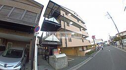 大阪府堺市北区百舌鳥西之町2丁の賃貸マンションの外観