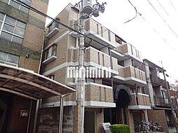 デ・リード堀川御池[2階]の外観