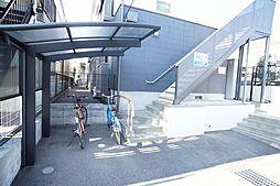 リバーサイド元住吉[2階]の外観
