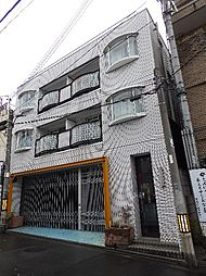 京都府京都市東山区鐘鋳町の賃貸マンションの外観