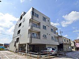 山口県宇部市昭和町1丁目の賃貸マンションの外観