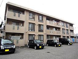 ライズィングマンション A棟[2階]の外観