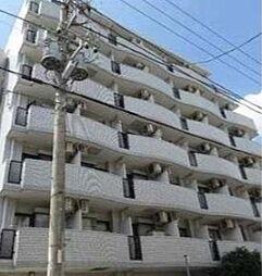 東京都大田区久が原3丁目の賃貸マンションの外観