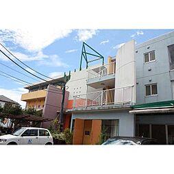 ドエル平井B棟[2階]の外観