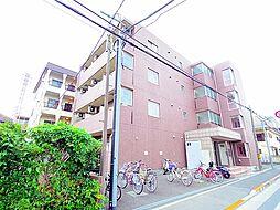 東京都小平市小川町1丁目の賃貸マンションの外観