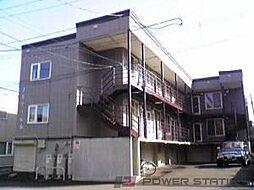 リバティヒル[2階]の外観