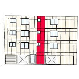 CASA東区役所前[4階]の外観