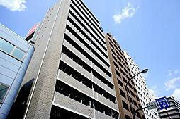 兵庫県神戸市中央区雲井通3丁目の賃貸マンションの外観