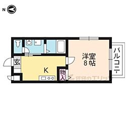稲荷駅 5.1万円
