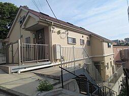 神奈川県横浜市中区山手町の賃貸アパートの外観