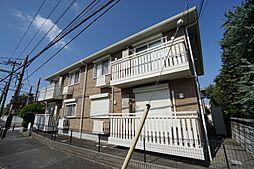 千葉県千葉市緑区おゆみ野中央7丁目の賃貸アパートの外観