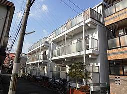大阪府門真市幸福町の賃貸マンションの外観
