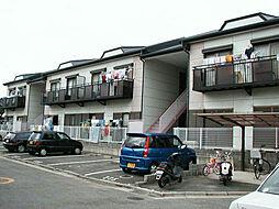 ハーベストM[1階]の外観