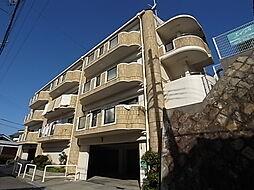 兵庫県神戸市垂水区美山台1丁目の賃貸マンションの外観