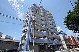 福岡県北九州市八幡東区枝光本町の賃貸マンションの外観