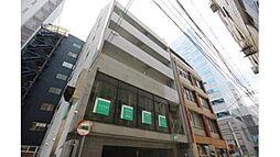 広島県広島市中区幟町の賃貸マンションの外観