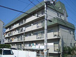 瀬田サンプラザマンション[405号室]の外観