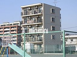 フローラ新藤[2階]の外観