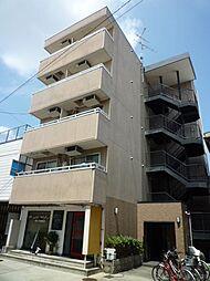 ドムス河内長野[3階]の外観