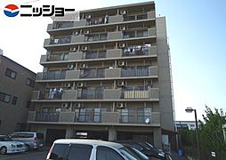 ユートピア東新[6階]の外観