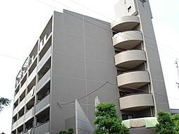 大阪府大阪市東淀川区小松3丁目の賃貸マンションの外観