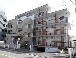 東京都八王子市滝山町2丁目の賃貸マンションの外観