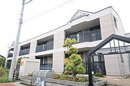 千葉県柏市高南台2丁目の賃貸アパートの外観