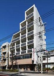 東京都北区上十条3丁目の賃貸マンションの外観